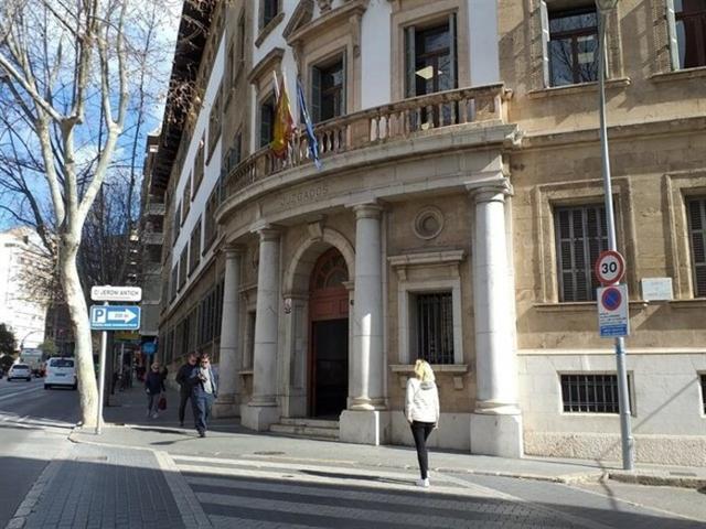 El juicio ha tenido lugar en el juzgado penal de Palma (Foto: EP)