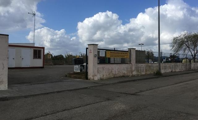 Vertedero Municipal de Capdepera (Foto: Ayto Capdepera)