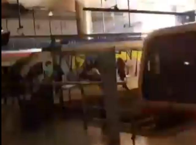 Cinco personas fueron atendidas
