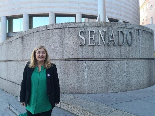La candidata de Veus Progressistes al Senado para Mallorca, Rosa Cursach (Foto: Veus Progressistes)
