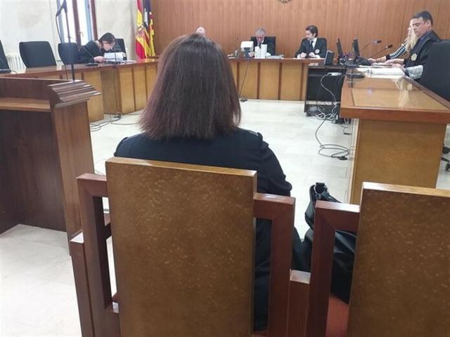 La funcionaria de Sineu ha negado los hechos (Foto: EP)