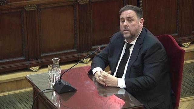 El líder de ERC y exvicepresidente de la Generalitat, Oriol Junqueras (Foto: Archivo)