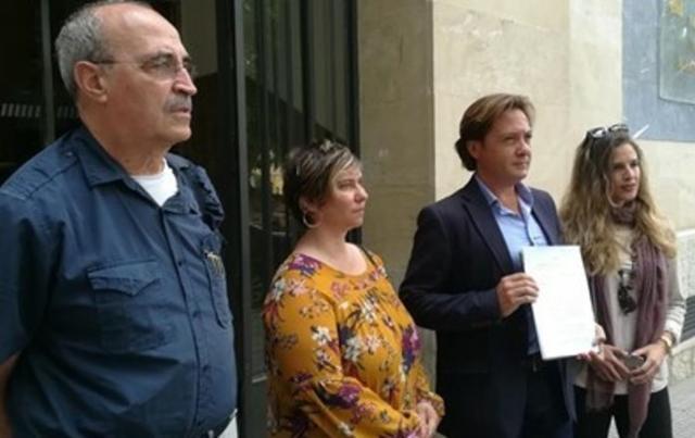 Antonio Salvá, médico y padre del Guardia Civil asesinado por ETA Diego Salvá, es el candidato de VOX al Senado por Mallorca (Foto: EP)