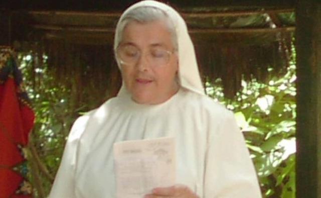 Sor María Juliana Calvo, de Mallorca Missionera (Foto: Obispat de Mallorca)