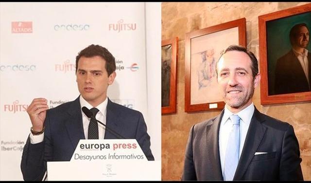 Rivera y Bauzá, una alianza que muchos ya vaticiniban (Foto: EP)