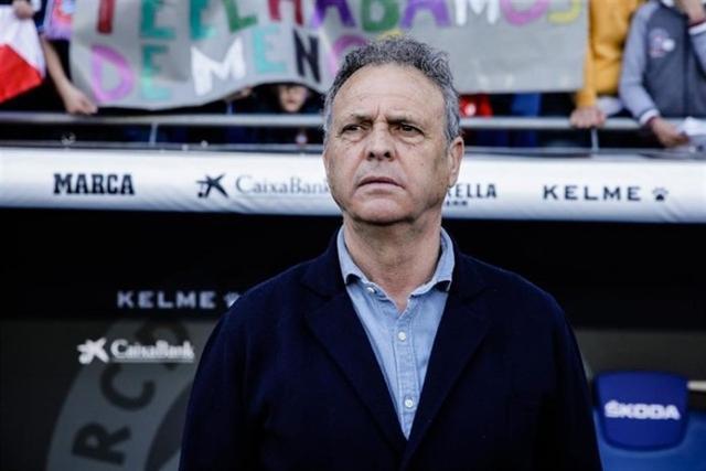 El actual entrenador del Sevilla FC, Joaquín Caparrós (Foto: Europa Press)
