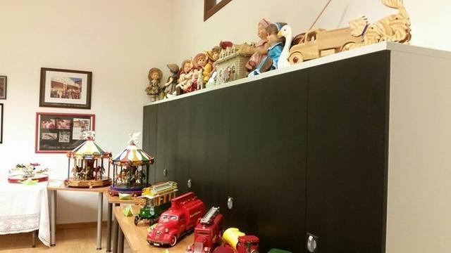 Los juguetes antiguos despiertan gran curiosidad entre los visitantes