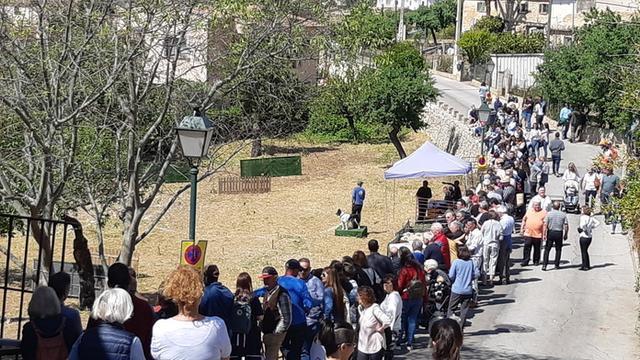 Los vecinos del municipio se han volcado con la Fira (Foto: Ayto Calvià)