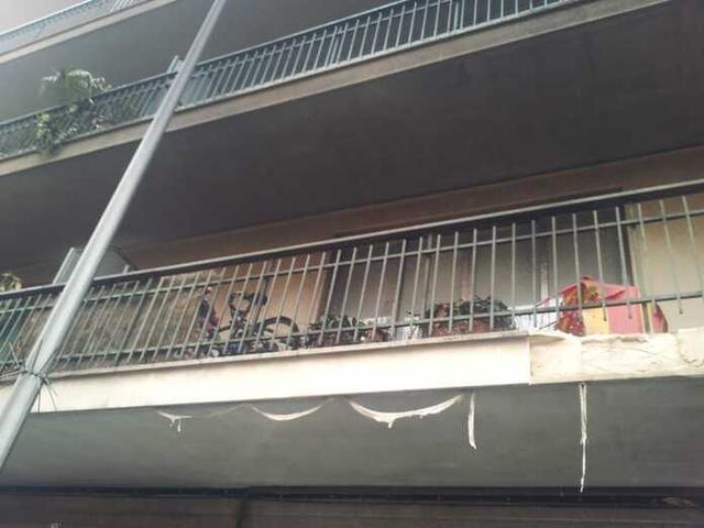 Una de las viviendas afectadas (Foto: MallorcaConfidencial)