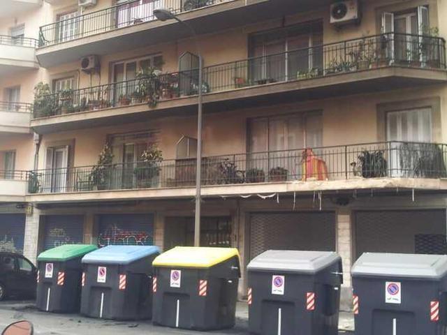 Los cuatro contenedores afectados ya han sido reemplazados (Foto: MallorcaConfidencial)