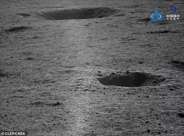 La misión es la primera en explorar el hemisferio lunar no visible desde la Tierra