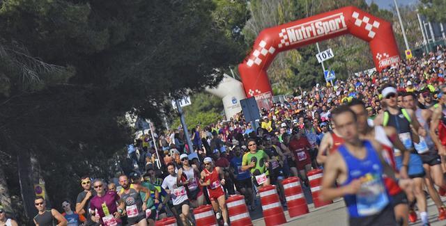 Cerca de 800 correderos participarán este sábado en la prueba (Foto: Ayto Calvià)