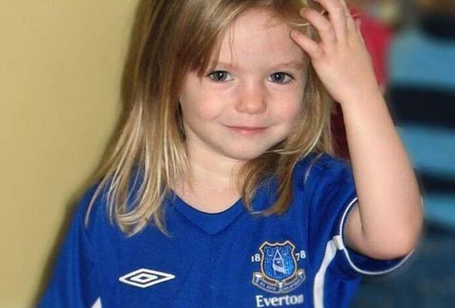 'Maddie' desapareció el 3 de mayo de 2007 de la casa alquilada por los McCann en Aledeia da Luz