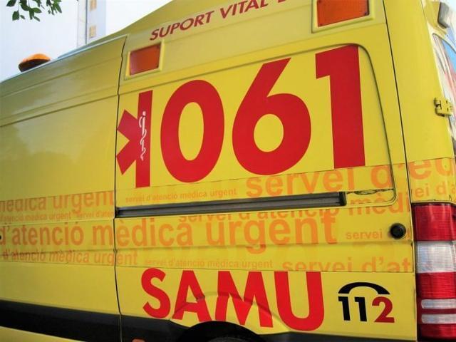 El hombre ha fallecido poco después de ser atropellado debido a la gravedad de sus heridas (Foto: EP)