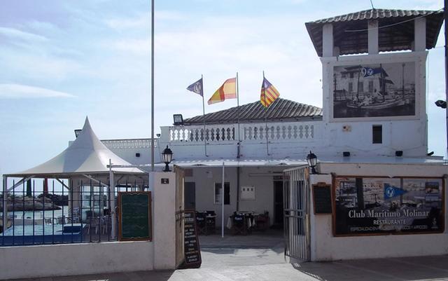 El restaurante ha permanecido abierto a pesar de la orden de cierre (Foto: Comercios del barrio)