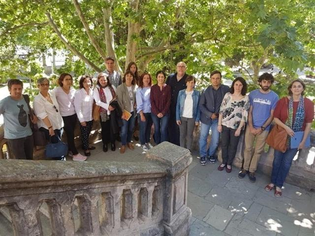 Presentación de las actividades del Día de los Museos coordinada por la Xarxa de Museus del Consell de Mallorca