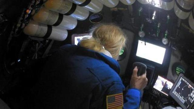 Victor Vescovo viajó 10.927 metros hasta el fondo de Challenger Deep, el extremo sur de la Fosa de las Marianas del Océano Pacífico