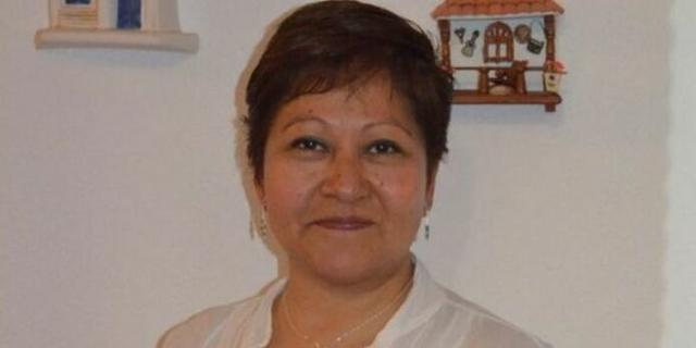 La presuntamente asesinada Gloria Francisca Zavala