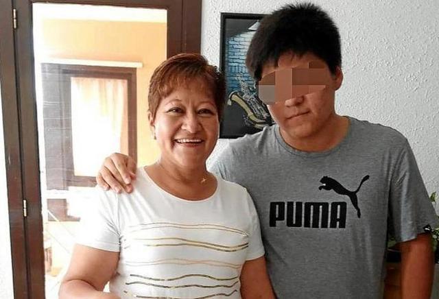 Gloria y su hijo, principal sospechoso de su asesinato