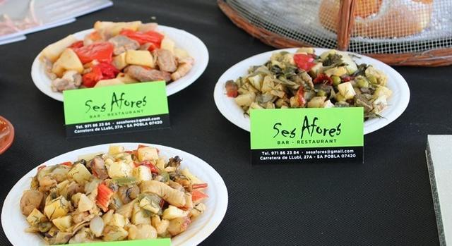 El frito elaborado con patata se presenta con multitud de variedades; cordero, pescado, verduras...