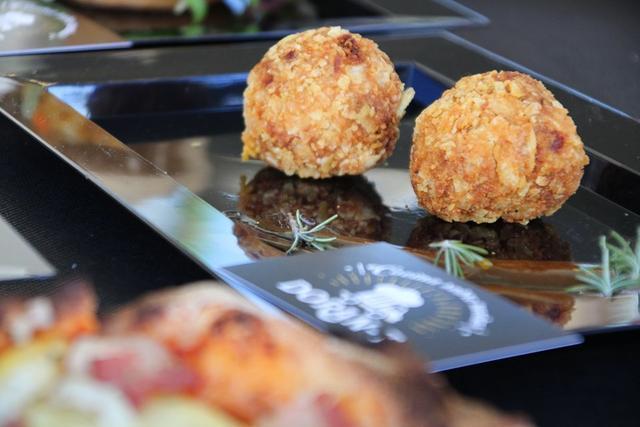 La cocina oriental también está presente en la muestra.