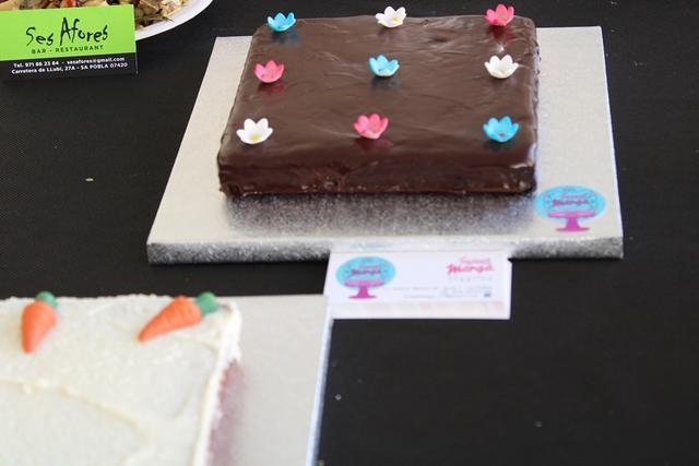 Las tartas de autor son una de las novedades de este año.
