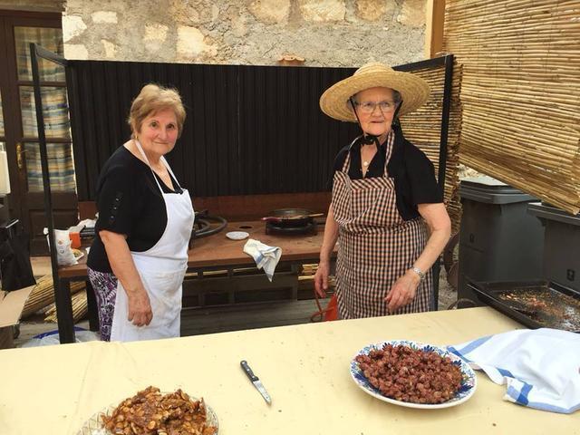 El visitante podrá ver demostraciones de cómo se elaboraba la mermelada y la conservación de alimentos.