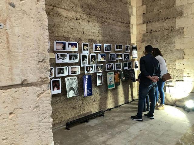 Las muestras se suceden; pintura, escultura, fotografía, audiovisuales...