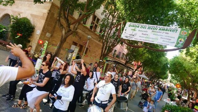 La Diada del Medi Ambient cumple este año su séptima edición (Foto: Twitter AV Santa Pagesa)
