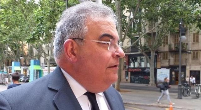 El fiscal superior de Baleares, Bartolomé Barceló
