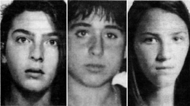 Las adolescentes fueron halladas setenta y cinco días después de su desaparición