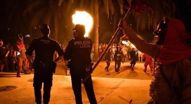 La Policía Local desplegará un amplio dispositivo (Foto: Policía Local de Palma)