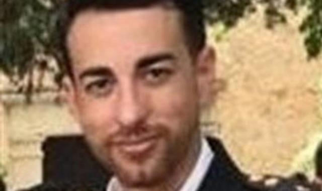 Carlos Alexander García Campos falleció el pasado viernes a los 36 años de edad