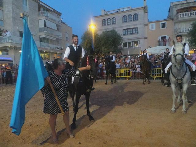 La Nit del Cavall es una de las más esperadas por los vecinos (Foto: Ayunt. Andratx)