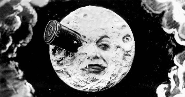 Viaje a la luna', de George Méliès, anticipó la llegada del hombre a la luna