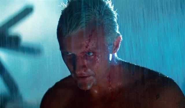 El actor Rutger Hauer en una escena de 'Blade Runner' (1984)
