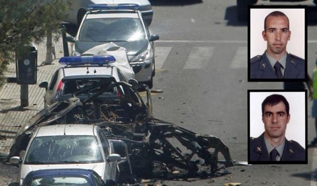 Diego Salvá Lezaun y Carlos Sáenz de Tejada fueron las últimas víctimas de ETA en España