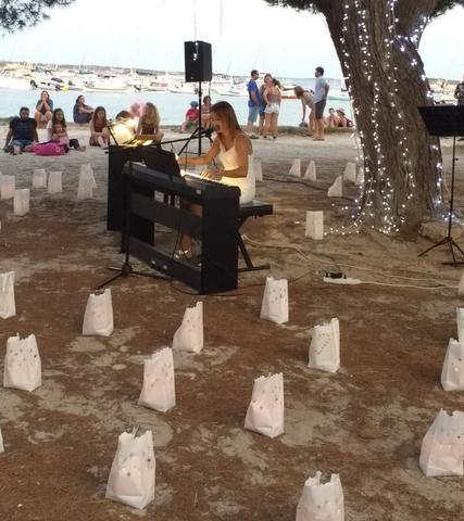 La música, en todas sus vertientes, es gran protagonista de las fiestas.
