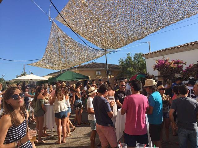 Entre las actividades tradicionales, 'Sa Pedronal' acapara un gran número de asistentes.