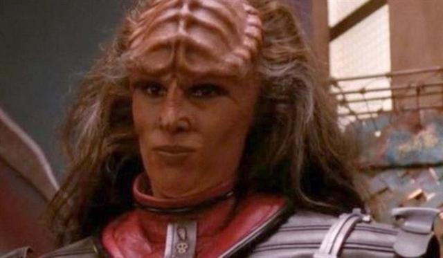 Barbara March, actriz de Star Trek