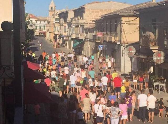 Carrera a Peu Colònia de Sant Jordi-Ses Salines