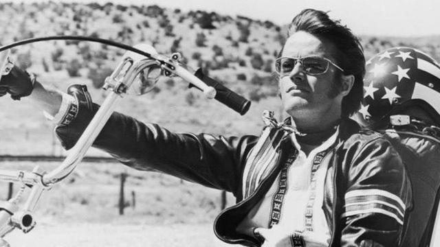 Fonda como Wyatt en 'Easy Rider'