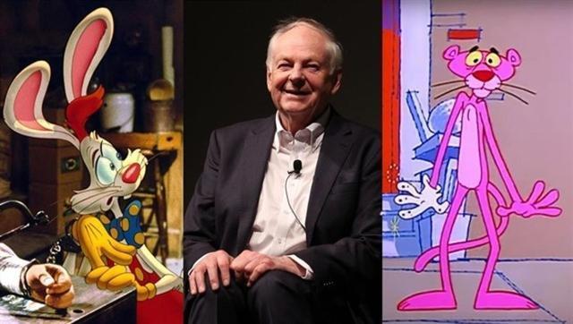 Rogger Rabbit, el animador Richard Williams y La Pantera Rosa