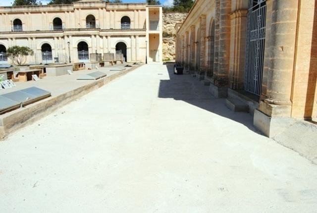 Cementerio de Manacor (Foto: EP)