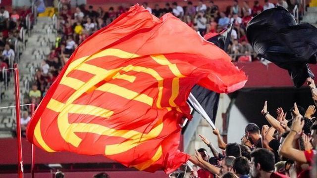 El RCD Mallorca todavía no ha perdido ningún choquen oficial en Son Moix durante 2019 (Foto: RCDM | Cata Guasp)