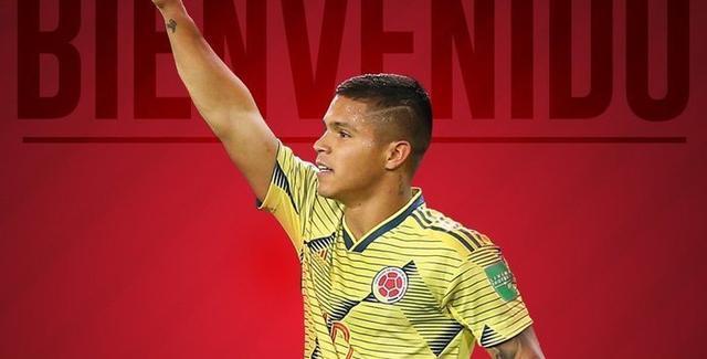 'Cucho' Hernández (Foto: RCDM)
