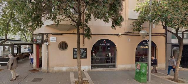 Imagen del restaurante, que ha sido clausurado (Foto: Google Street Views)