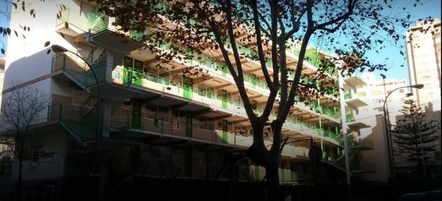 Fachada del colegio Lluís Vives en Palma (Foto: Archivo)
