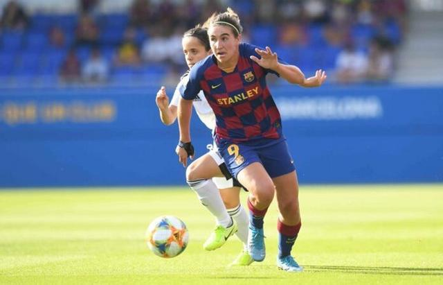 La mallorquina Mariona Caldentey, titular y goleadora (Foto: FC Barcelona Femení)