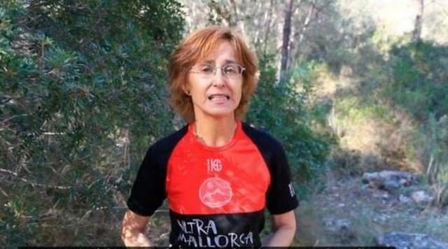 Magdalena Socías recorrió 110 kilómetros en cinco días